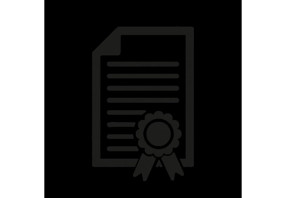 Сертификат Морского регистра