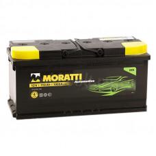 Аккумулятор Moratti 110а/ч о.п.