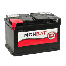 Аккумулятор Monbat D 72 о.п. Низкий