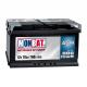Аккумуляторы Monbat AGM
