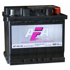 Аккумулятор автомобильный Afa AF-H4-45