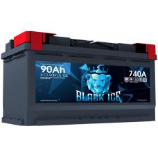 Аккумулятор автомобильный BLACK ICE 6СТ-90.1 BI9011