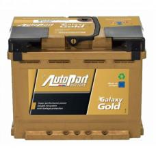Аккумулятор Galaxy GOLD 62R 206