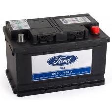 Аккумулятор FORD 60R 590A 242x175x175 (забрать сегодня)