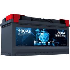 Аккумулятор автомобильный BLACK ICE 6СТ-100.0 BI10001