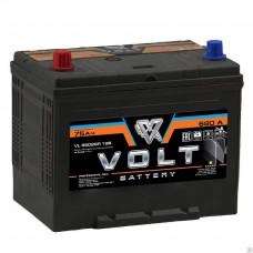 Аккумулятор автомобильный VOLT PROFESSIONAL 85D26R VL85D26R