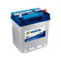 540126033_аккумуляторная Батарея! Blue Dynamic 14.7/13.1 Евро 40ah 330a 187/127/227 Varta
