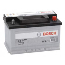 Аккумулятор BOSCH S3 007 70R 640A 278x175x175 (забрать сегодня)