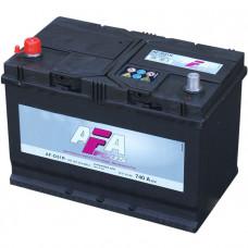 Аккумулятор автомобильный Afa AF-D31R