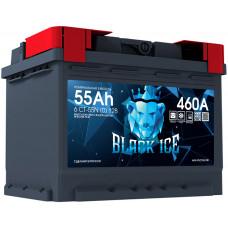 Аккумулятор автомобильный BLACK ICE 6СТ-55.0 BI5501