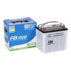Аккумулятор автомобильный Furukawa Battery FB 7000 80D23R 68 Ач