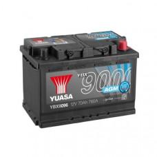 Аккумулятор YBX9096-070 456