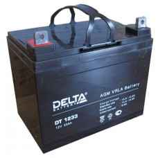Аккумулятор DELTA DT 1233 (забрать сегодня)