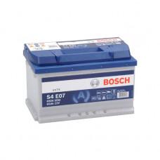 0 092 S4e 070_аккумуляторная Батарея Efb! 19.5/17.9 Евро 65ah 650a 278/175/175 Bosch