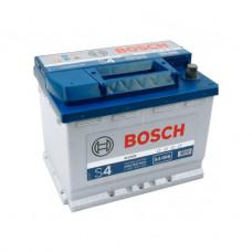0 092 S40 060_аккумуляторная Батарея! 19.5/17.9 Рус 60ah 540a 242/175/190 Bosch