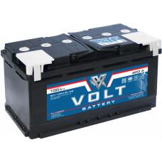 Аккумулятор автомобильный VOLT CLASSIC 6СТ-100.0 VC10001