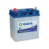 540127033_аккумуляторная Батарея! Blue Dynamic 14.7/13.1 Рус 40ah 330a 187/127/227 Varta