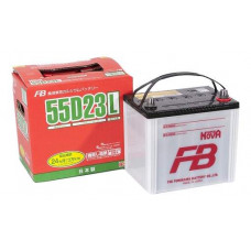 Аккумулятор автомобильный Furukawa Battery SUPER NOVA 55D23L 60 Ач