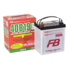 Аккумулятор автомобильный Furukawa Battery SUPER NOVA 40B19R 38 Ач