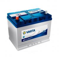 570413063_аккумуляторная Батарея! Blue Dynamic 19.5/17.9 Рус 70ah 630a 261/175/220 Varta