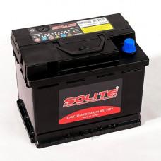 Аккумулятор автомобильный Solite CMF55565 55А/ч 510А полярность прямая