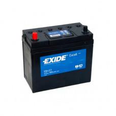 Exide Eb457 Excell_аккумуляторная Батарея! 14.7/13.1 Рус 45ah 300a 234/127/220 EXIDE