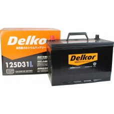 Аккумулятор DELKOR 125D31L