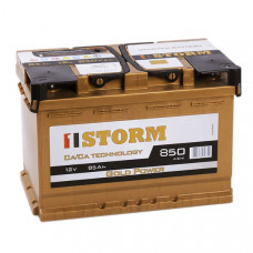 Аккумулятор STORM GOLD 85R 197