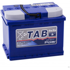Аккумулятор TAB POLAR 60R 600A 242x175x190 (забрать сегодня)
