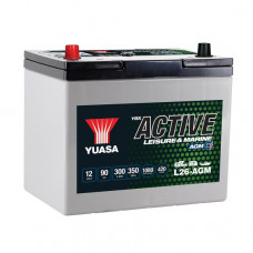 Аккумулятор YUASA ACTIVE L26-AGМ