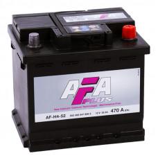 Аккумулятор автомобильный Afa AF-H4-52
