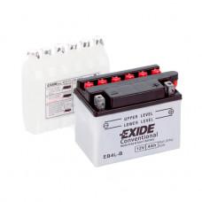 Аккумулятор EXIDE EB4LB