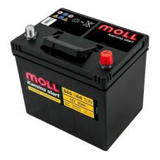 Аккумулятор MOLL Kamina 60JR 556