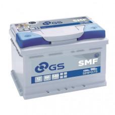 Аккумулятор GS SMF075 (60SR)