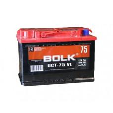 Аккумулятор BOLK BK14213 75 Ач