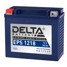 Аккумулятор DELTA EPS 1218 (забрать сегодня)