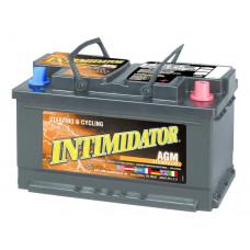 Аккумулятор DEKA INTIMIDATOR AGM 80R (9A94R 800A 315x175x190) (забрать сегодня)