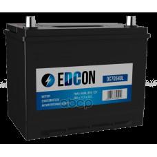 Аккумуляторная батареяная батарея 19.5/17.9 рус 70Ah 540A 260/173/225/ EDCON DC70540L