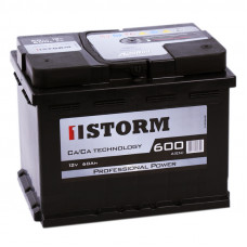 Аккумулятор STORM 60SR 186