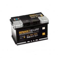 Батарея Аккумуляторная 80ah (С Электроли RENAULT
