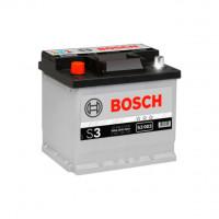 0 092 S30 030_аккумуляторная Батарея! 19.5/17.9 Рус 45ah 400a 207/175/190 Bosch