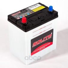 Аккумулятор автомобильный Solite 44B19R 44А/ч 350А полярность прямая