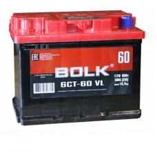 Аккумулятор автомобильный Bolk AB601