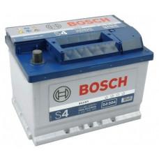 Аккумулятор BOSCH S4 004 60R 540A 242x175x175 (забрать сегодня)