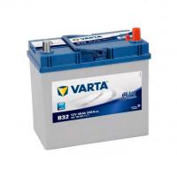 545156033_аккумуляторная Батарея! Blue Dynamic 19.5/17.9 Евро 45ah 330a 238/129/227 Varta
