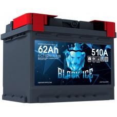 Аккумулятор автомобильный BLACK ICE 6СТ-62.1 BI6211