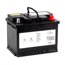 Батарея Аккумуляторная 12 В L2d - 640a - 60ah Peugeot-Citroen