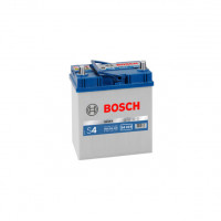 0 092 S40 190_аккумуляторная Батарея! 14.7/13.1 Рус 40ah 330a 187/127/227 Bosch