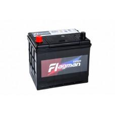 Аккумулятор Flagman 95D26 FL PL 12В 80Ач 700CCA 260x172x220 мм Прямая (+-)