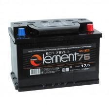 Аккумулятор Smart ELEMENT 75R